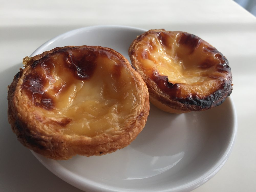 These Portuguese egg tarts will add a few inches to your waistline. Once you have one, you'll be searching all over the country for your next fix.